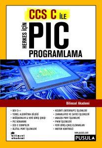 Fahrettin,Erdinç,Bilimsel,Akademi,CCS C,PIC,Programlama,Kitap