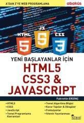 Yeni Başlayanlar İçin HTML5, CSS3 & JAVASCRIPT İle Web Programlama